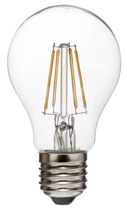 LED-Filament Leuchten sind die Zukunft der LED-Leuchtmittel.